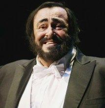 Una foto di Luciano Pavarotti