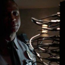 Arrow: David Ramsey nell'episodio Il buio sulla città, della prima stagione