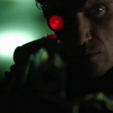 Arrow: Michael Rowe nell'episodio Intrusione, della prima stagione