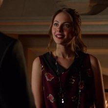 Arrow: Willa Holland nell'episodio Cena di Natale della prima stagione