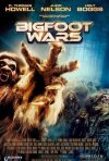 Bigfoot Wars: la locandina del film