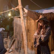 Black Sails: Clara Paget in una scena del sesto episodio della prima stagione