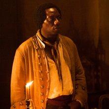 Black Sails: Hakeem Kae-Kazim nell'ottavo episodio della prima stagione