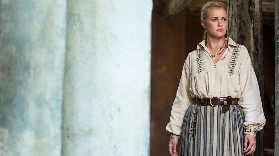 Black Sails Hannah New Nel Quinto Episodio Della Prima Stagione 328997