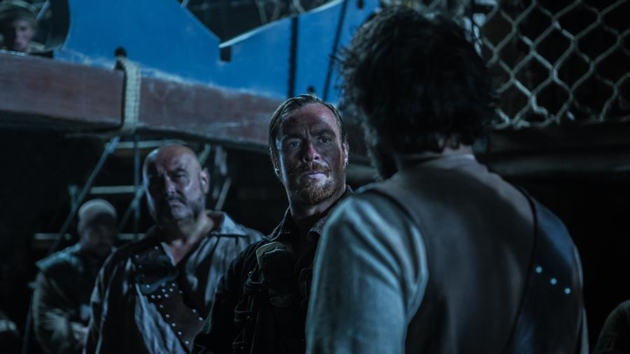 Black Sails Toby Stephens E Mark Ryan Nel Sesto Episodio Della Prima Stagione 329057