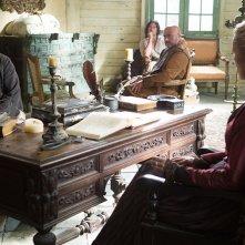 Black Sails: Toby Stephens, Hannah New e Mark Ryan nel settimo episodio della prima stagione