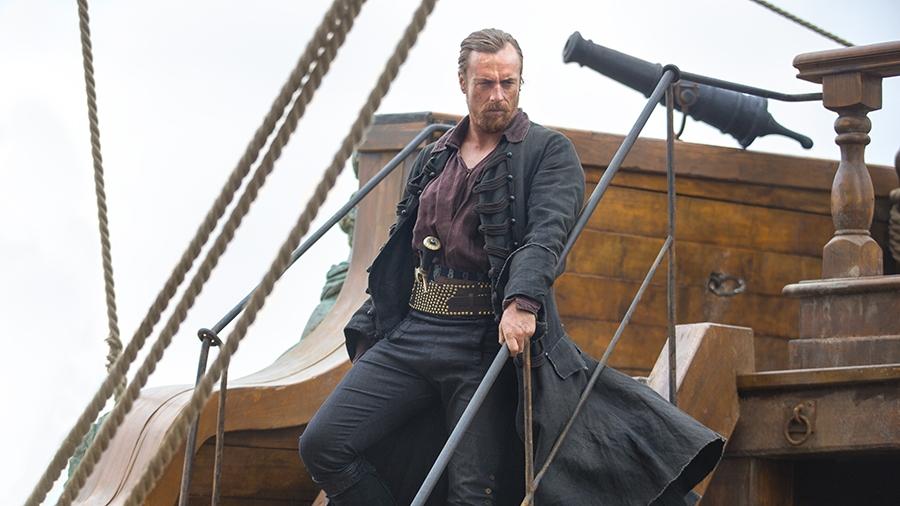 Black Sails Toby Stephens Nel Quinto Episodio Della Prima Stagione 328905