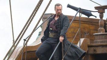 Black Sails: Toby Stephens nel quinto episodio della prima stagione