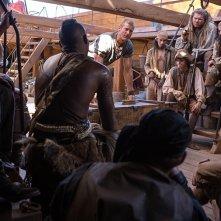 Black Sails: Tom Hopper nel quinto episodio della prima stagione