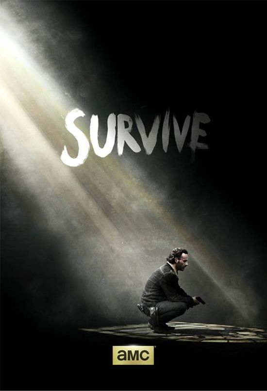 Il Primo Poster Ufficiale Per La Quinta Stagione Di The Walking Dead 327893