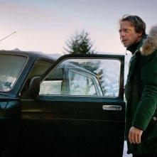 L'amour est un crime parfait: Mathieu Amalric in una scena del film