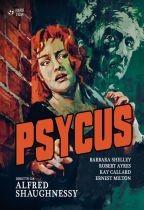 La Copertina Di Psycus Dvd 328071