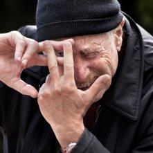 Nessuno mi pettina bene come il vento: il regista Peter Del Monte in una foto dal set
