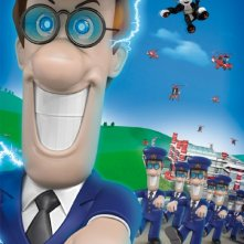 Postman Pat: The Movie: la locandina del film