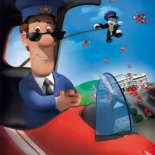 Postman Pat: The Movie: un simpatico poster del film