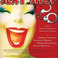 Sexy Shop: la locandina del film