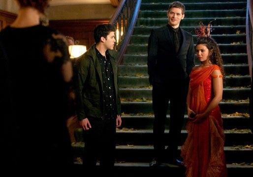 The Originals Joseph Morgan Steven Krueger E Danielle Campbell Nell Episodio The Big Uneasy 329340