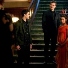 The Originals: Joseph Morgan, Steven Krueger e Danielle Campbell nell'episodio The Big Uneasy