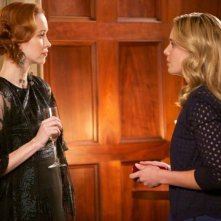 The Originals: Leah Pipes e Elyse Levesque nell'episodio The Big Uneasy