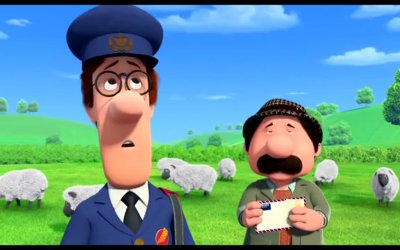 Uk Trailer - Postman Pat: The Movie