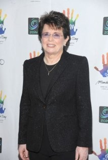 Una Foto Di Billie Jean King 328276