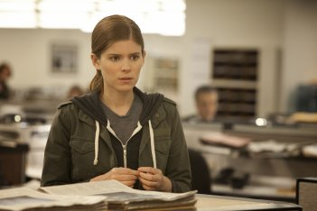 House of Cards: Kate Mara in una scena della serie