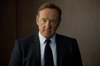 House of Cards: Kevin Spacey in un episodio della serie