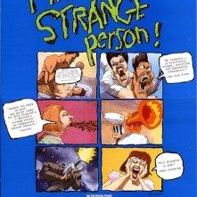 I Married a Strange Person!: la locandina del film