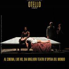 Otello: la locandina del film