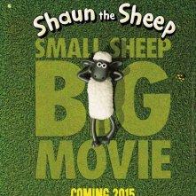 Shaun - Vita da pecora: la locandina del film