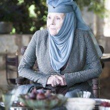 Il trono di spade: Diana Rigg nell'episodio Two Swords