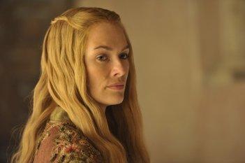 Il trono di spade: Lena Heady nell'episodio Two Swords