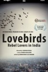 Lovebirds: Rebel Lovers in India: la locandina del film