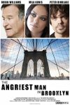 The Angriest Man In Brooklyn: la locandina del film