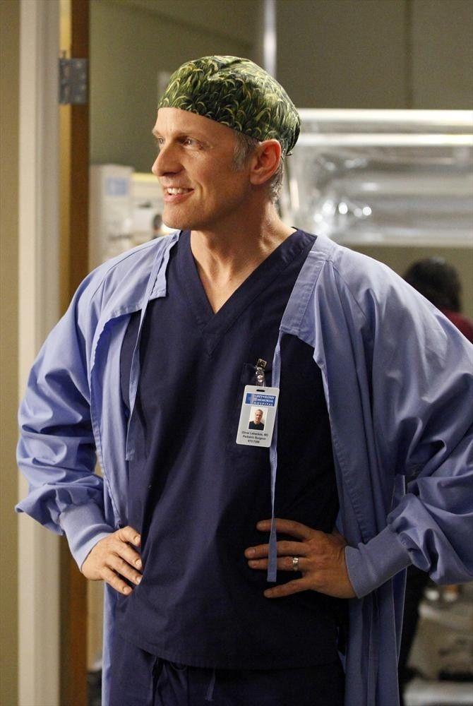Grey S Anatomy Patrick Fabian Nell Episodio You Be Illin 347040