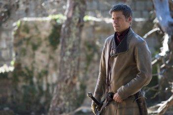 Il trono di spade: Nikolaj Coster-Waldau nell'episodio The Lion and the Rose