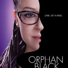 Orphan Black: una locandina della stagione 2