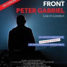 Back To Front - Peter Gabriel Live in London: la locandina del film