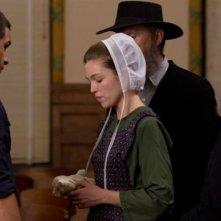 Banshee: Antony Starr, Lili Simmons in un momento dell'episodio The Kindred