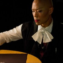 Banshee: Hoon Lee in una scena dell'episodio Behold a Pale Rider