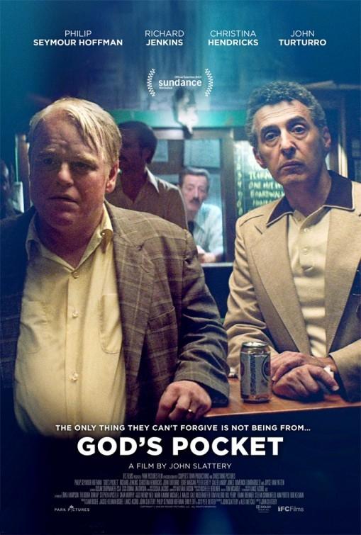 God S Pocket La Locandina Del Film 349515