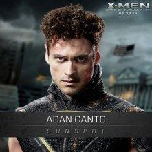 X-Men: Days Of Future Past: Un'immagine promozionale di Adan Canto