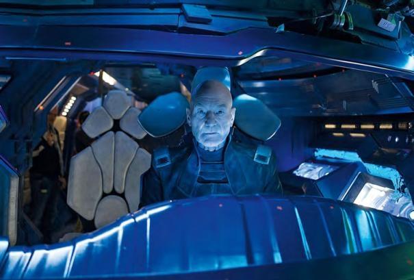 X Men Giorni Di Un Futuro Passato Patrick Stewart In Una Scena Del Film 349698
