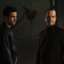 Agents of S.H.I.E.L.D.: Bill Paxton e Brett Dalton nell'episodio Providence