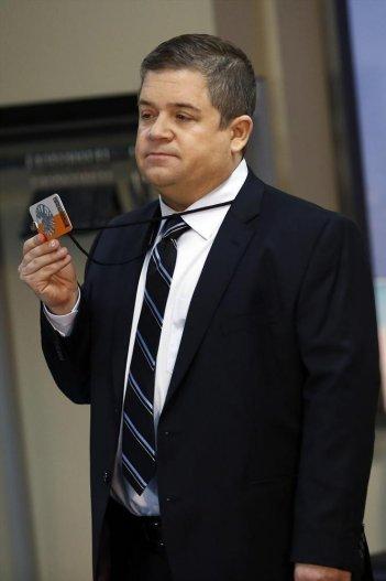Agents of S.H.I.E.L.D.: Patton Oswalt nell'episodio Providence, della prima stagione