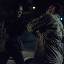 Banshee: Odette Annable nell'episodio The Thunder Man