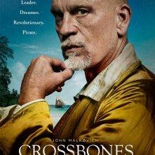 Crossbones: un nuovo poster della serie