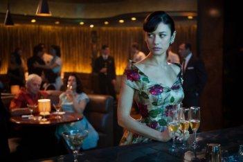 Magic City: Olga Kurylenko nell'episodio Crime and Punishment
