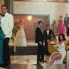 Magic City: una foto promozionale del cast della serie