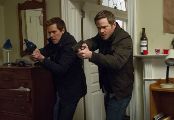 The Following: Kevin Bacon, Shawn Ashmore nell'episodio Betrayal